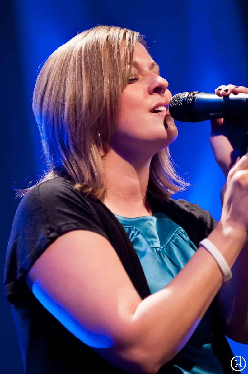 CedarCreek Worship perform live at CedarCreek Church in Perrysburg, OH on October 10, 2010