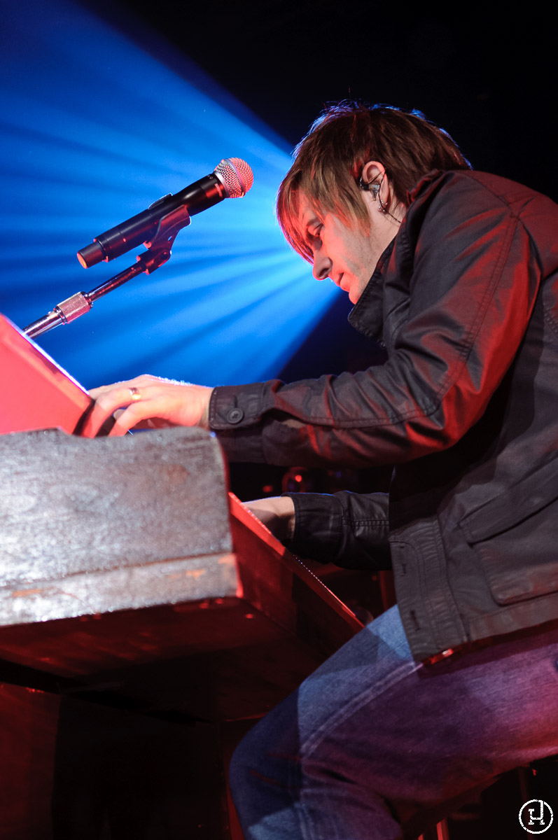 The Afters perform live on the Hungry For Love Tour on November 4, 2010