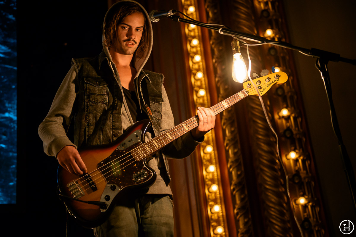 The Royal Royal perform at Story in Chicago, IL on September 20, 2012 (Jeff Harris)