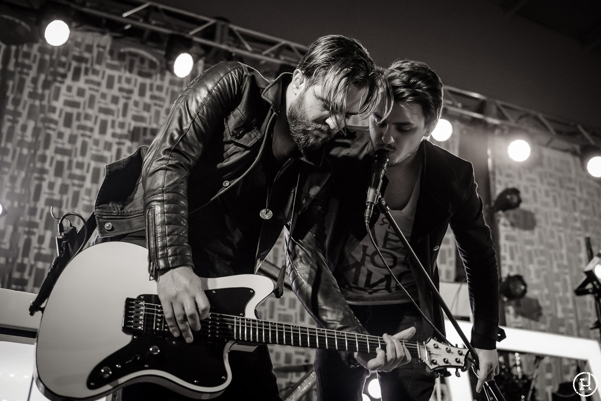 Everfound performs at the Proclaim Event Center in Holland, OH on May 1, 2015 (Jeff Harris)